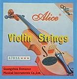 Alice Stahlsaiten Violinensaiten für Violine & Geig