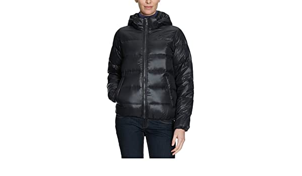 NIKE Damen Daunenjacke Anthem 700, black, XS, 418781 011