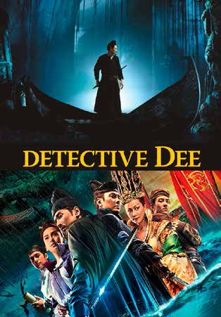 Collezione Detective Dee (2 Blu-Ray)