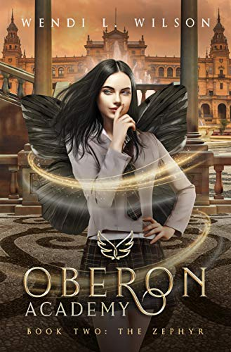 Picture of Oberon Academy Book Two: The Zephyr