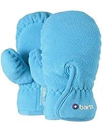 Barts Fleece Mitts Infants Handschuhe blue