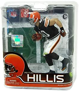 McFarlane Toys NFL Sports Picks Series 28 Limited Edition Action Figure Peyton Hillis (Cleveland Browns)