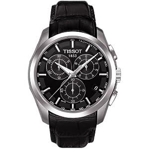 Tissot T0356171605100 – Reloj analógico de caballero de cuarzo con