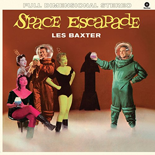 Space Escapade [VINYL]