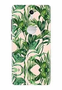 Noise Designer Printed Case / Cover for Swipe Elite Plus / Nature / Plants Design