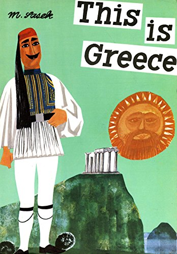 This Is Greece (This Is...travel) por Miroslav Sasek