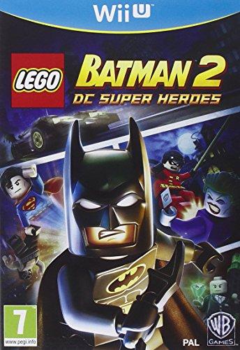 Warner Brothers - Lego Batman 2: DC Superheroes (Eng/Danish) /Wii-U (1 Games) (Batman-videospiel Wii U)