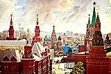 Postereck - Poster 1780 - Moskau, Russland Kreml Stadt