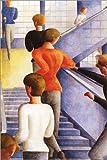 Posterlounge Acrylglasbild 120 x 180 cm: Bauhaustreppe von Oskar Schlemmer - Wandbild, Acryl Glasbild, Druck auf Acryl Glas Bild