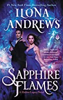 Book 4: SAPPHIRE FLAMES