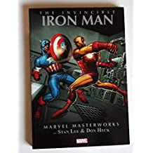 Marvel Masterworks: The Invincible Iron Man - Vol. 2 (Marvel Masterworks (Unnumbered)) by Stan Lee (10-Oct-2012) Paperback