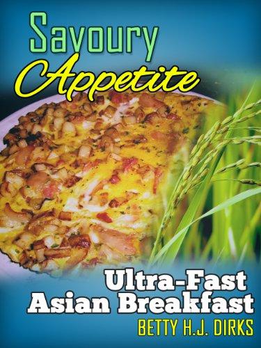 Savoury Appetite Ultra Fast Asian Breakfast