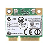 MIUSON AR5B93 AR9283 halbe Höhe Mini PCI-E Wireless WLAN WiFi Card 300Mpbs für Atheros