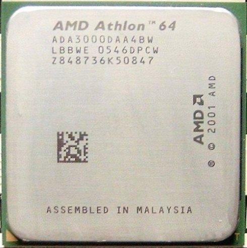 AMD - Schwarz