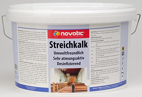 Novatic Streichkalk (10l) 1