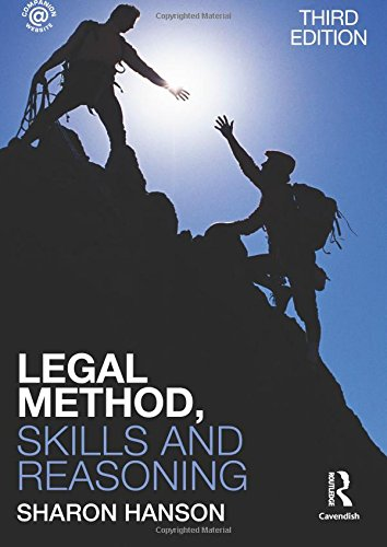 legal method Earlier today, i led a discussion of faculty at my law school on the topic, what is legal method working as i do in an interdisciplinary group, i observe research methods used by economists, sociologists, management scholars, etc, and i am often asked whether legal scholarship employs a distinctive method.