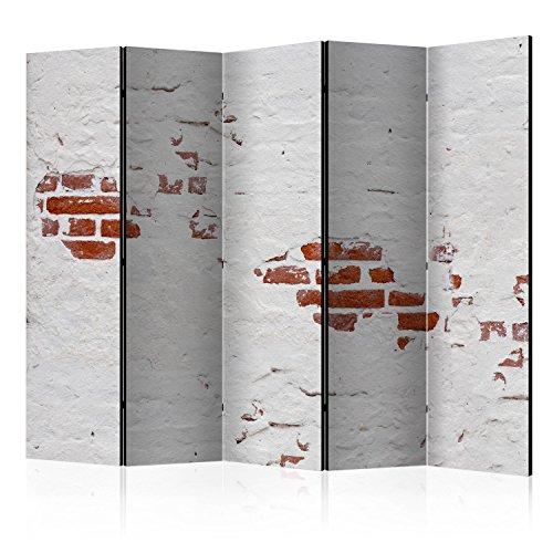 murando Paravent & Tableau daffichage en Liege: 225x172 cm Reversible Impression sur Papier intissé 100% Opaque Paravent decoratif pour Chambre Paravent en Bois avec Impression f-B-0116-z-c