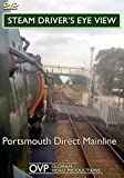 Steam Driver's Eye View - Portsmouth Direct Mainline