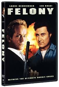 Felony [DVD] [1996] [Region 1] [US Import] [NTSC]