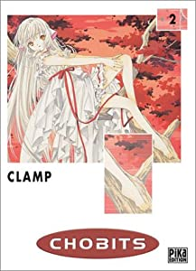 Chobits Edition simple Tome 2