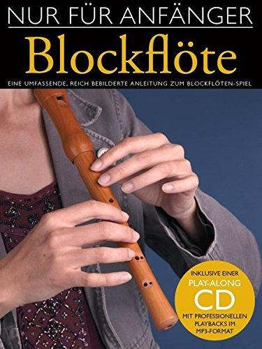 Nur Für Anfänger: Blockflöte: Lehrmaterial, CD für Blockflöte