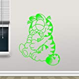 zqyjhkou Wandtattoo Cartoon Katze Kindergarten Kinder Schlafzimmer Selbstklebende Vinyl...