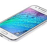 Samsung J100 Galaxy SM Smartphone, Marke TIM, weiß [Italien]