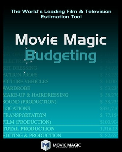 Movie Magic Budgeting 5.6 Upgrade [Import]