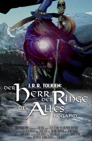 J.R.R. Tolkien: Der Herr der Ringe - wie alles begann [VHS] (Herr Der Vhs Der Ringe)