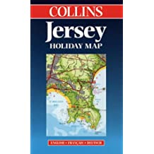 Jersey Holiday Map. 1/35 000