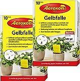 Aeroxon - Gelbfalle - Gelbsticker - 20 Stück - Perfekt...