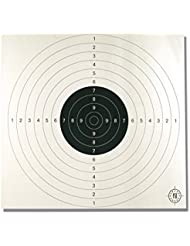 Chassemarket - Objetivo para armas de gran calibre, 55 x 55 cm