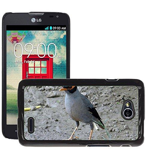 Nur Handy HOT Style Handy PC Hard Case Cover//m00139105ufermaina Singvogel//LG Optimus L70MS323