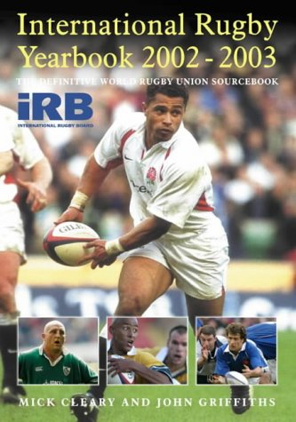 IRB International Rugby Yearbook 2002/2003 por Mick Cleary