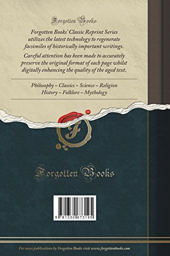Prose on Several Occasions, Vol. 3: Accompanied With Some Pieces in Verse (Classic Reprint)