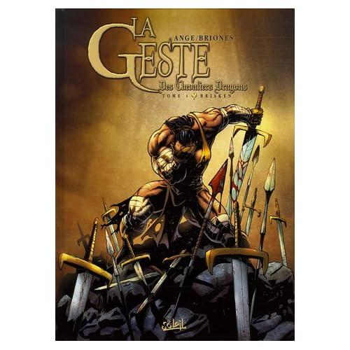 La Geste des Chevaliers Dragons, Tome 4 : Brisken