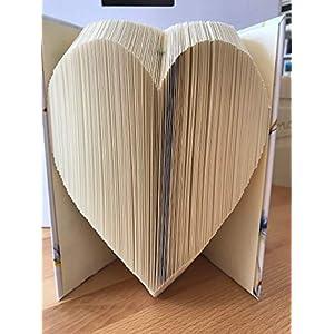 gefaltetes Buch-,Muttertag,Danke Mama,Geburtstag,Hochzeit Geschenk