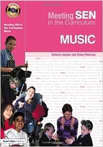Meeting Sen In The Curriculum Music Addressing Send In border=