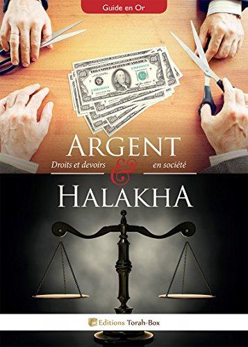 Argent et Halakha par Editions  Torah-Box