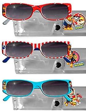 Paw Patrol–par de gafas de sol Fashion con funda Paw Patrol