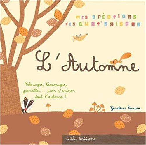 L'automne par Géraldine Cosneau