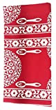 #9: Dastarkhwan Dastarkhan for food. Traditional Arabian Table Cloth Great Spread for Table, Floor, etc. Large size seats 24 people. Can be cut in 4, 3, or 2 Dastarkhwans of various sizes.