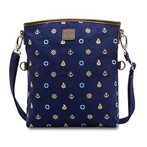 JOTHIN Segeltuchbeutel Handtaschen -Schulterbeutel 2016 neue Handtasche Messenger bag kleine