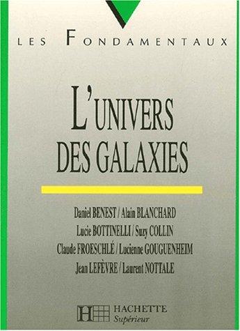 L'univers des galaxies