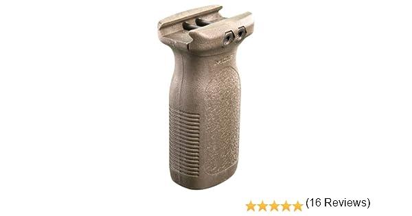 Magpul M-LOKTM MVG/® Syst/ème de Fixation Verticale avec poign/ée M-Lok Vert Olive