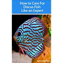 How to Care for Discus Fish Like an Expert (Aquarium and Turtle Mastery Book 3)