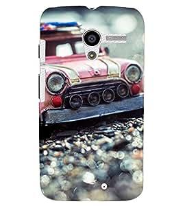 A2ZXSERIES Back Case Cover for Motorola Moto X XT1058 / Motorola Moto X (1st Gen)
