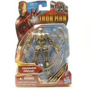 Iron Man Hammer Drone 11 cm Figurine