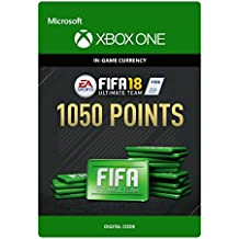 FIFA 18 Ultimate Team - 1050 FIFA Points   Xbox One - Download Code