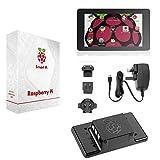 SmartPi für Raspberry Pi 3, Pi Touchscreen-7-Zoll (mit-Netzteil schwarz Schwarz